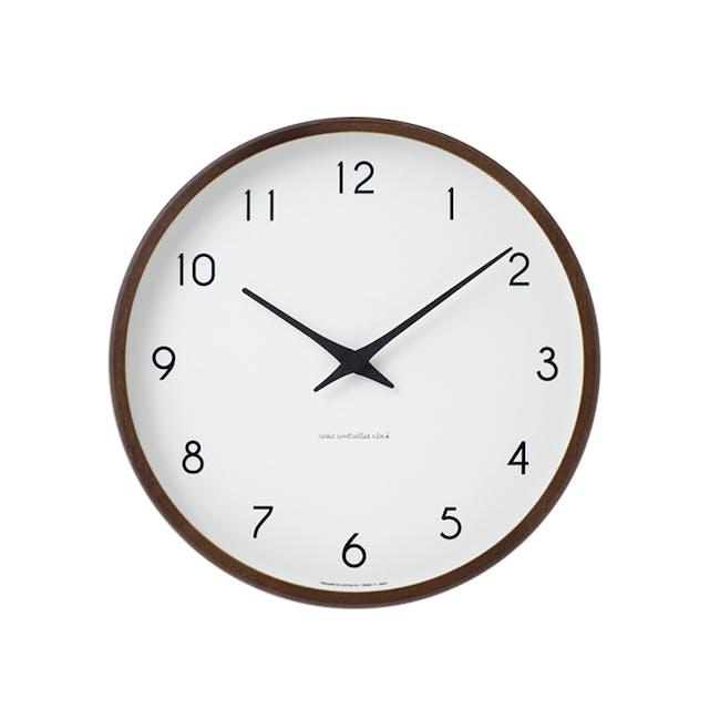 Campagne Clock - Brown - 0