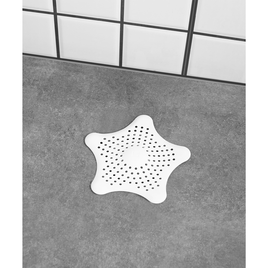 Umbra - Starfish Hair Catcher - White