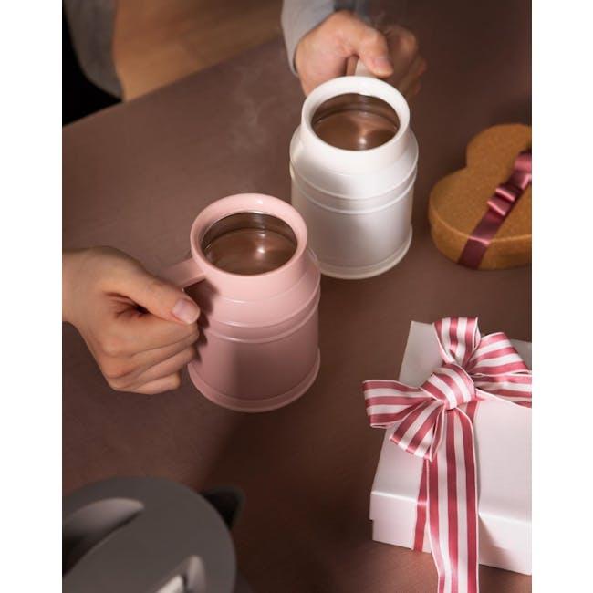 MOSH! Mug cup 400ml -  Pink - 4