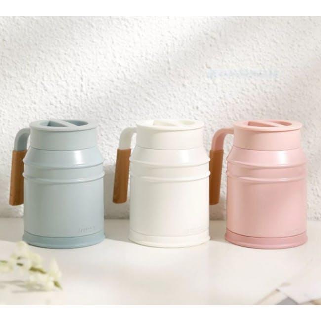MOSH! Mug cup 400ml -  Pink - 6