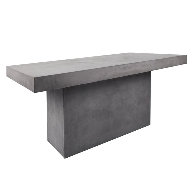 Ryland Concrete Dining Table 1.6m - 3