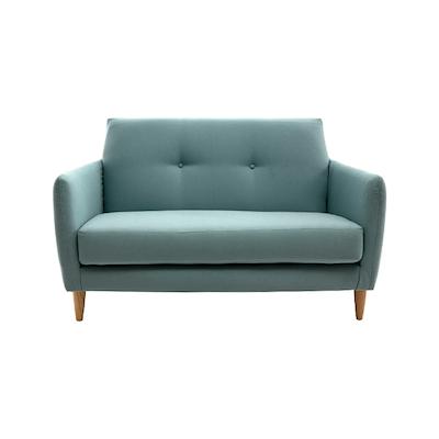 Elise 2 Seater Sofa - Jade - Image 1