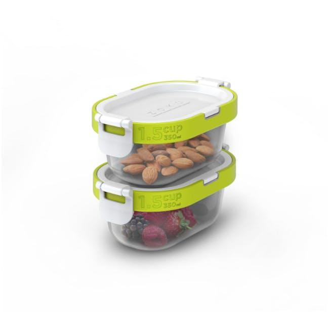 Zoku Neat Stack Snack Set - 1