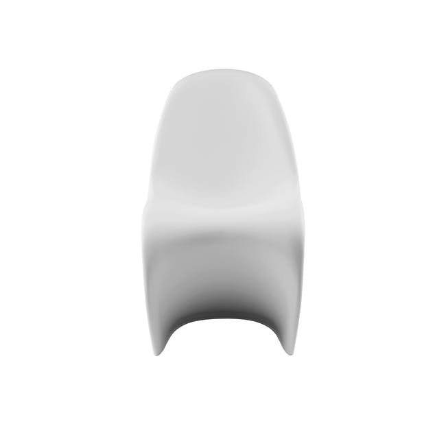 Panton Chair Replica - White - 4