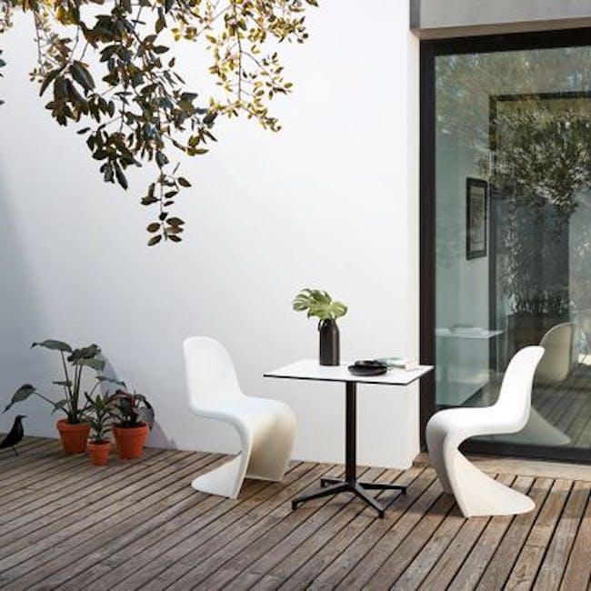 Panton Chair Replica - White - 5