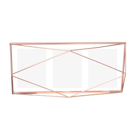 Umbra - Prisma Multi Photo Display - Copper