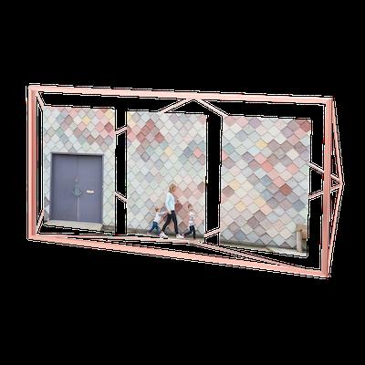 Prisma Multi Photo Display - Copper - Image 1