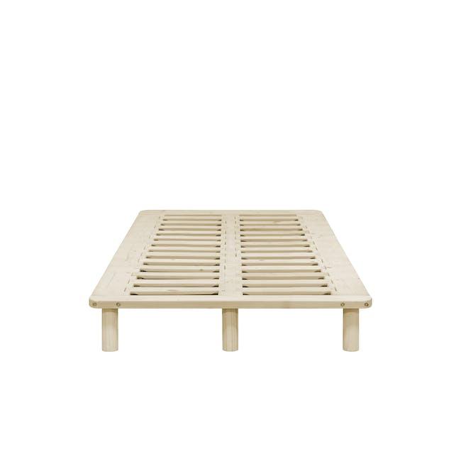 Hiro Super Single Platform Bed - 3