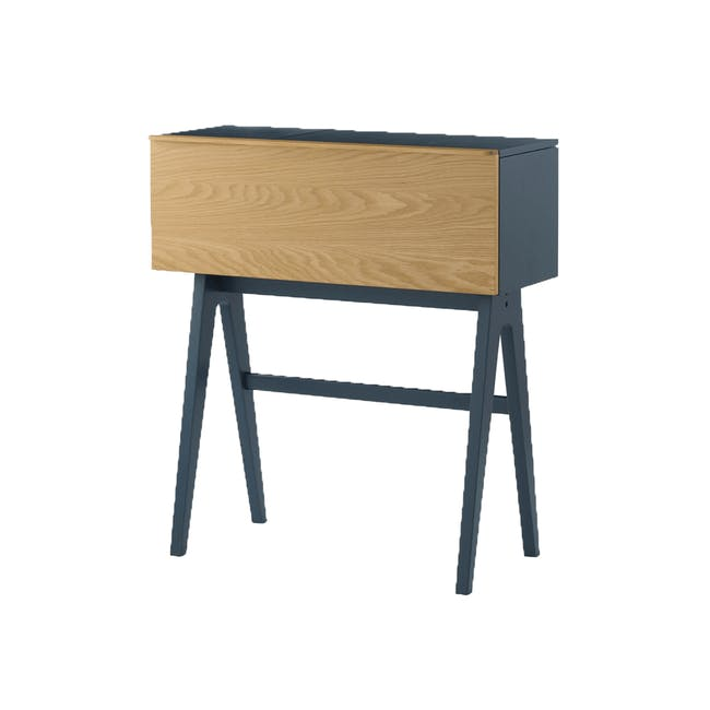Valen Study Table - Space Blue - 0