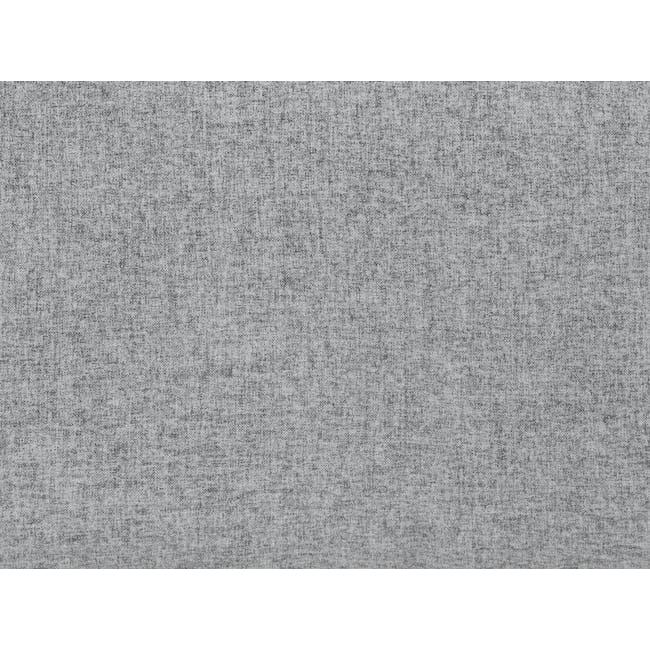 Alicia L-Shaped Sofa - Slate - 8