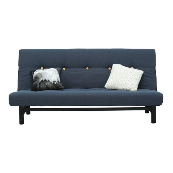 Dallas Sofa Bed Twilight