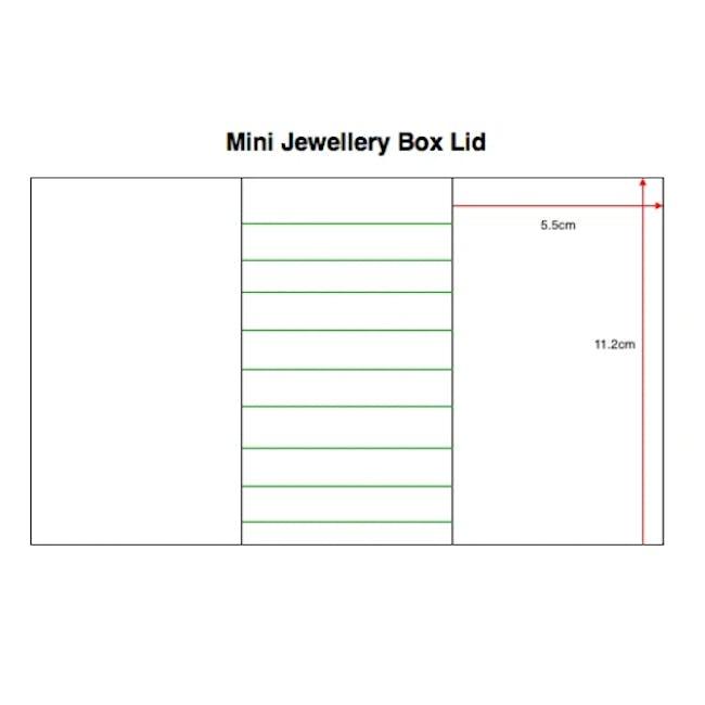 Stackers 2-in-1 Mini Jewellery Box - Blush - 4