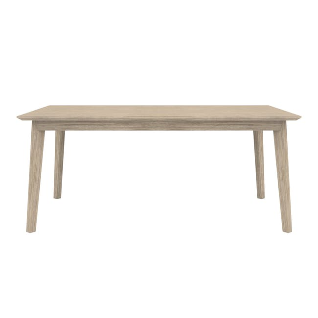 Leland Dining Table 1.6m with 4 Leland Dining Chairs - 1