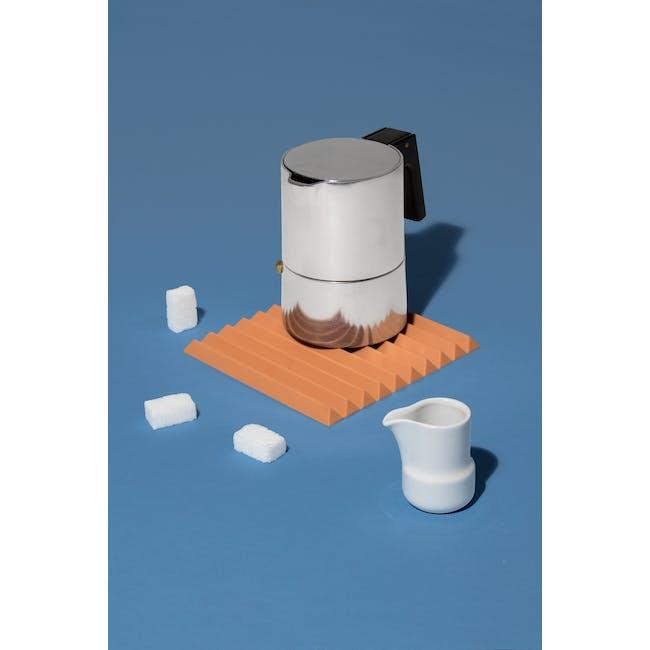 OMMO Flip Folding Trivet - Terracotta - 3