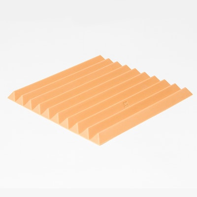 Flip Folding Trivet - Terracotta(Free Placemats!) - Image 1