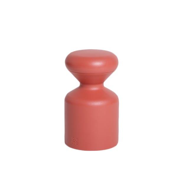 OMMO Mulino Salt & Pepper Mill - Brick Red - 0