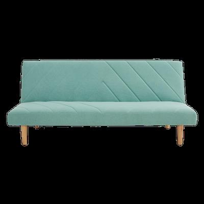 Laura Sofa Bed - Sea Green - Image 1