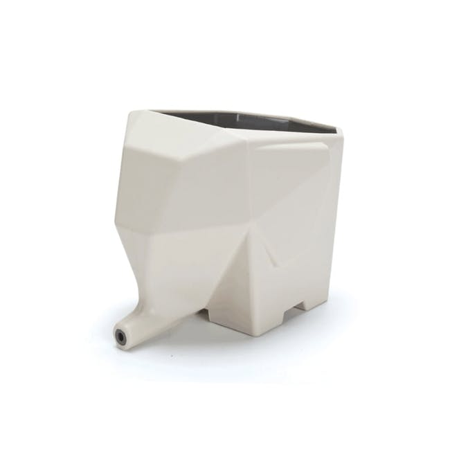 PELEG DESIGN Jumbo Cutlery Drainer - Cream - 0