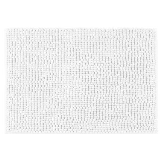 1688 - Cora Chenille Mat 40 x 60 cm - White