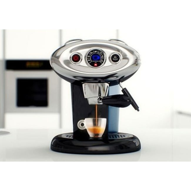 Illy X7.1 iperEspresso Espresso & Coffee Machine - Black - 2
