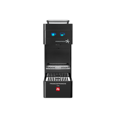 illy Y3 iperEspresso Coffee Machine - Black (Free Starter Kit) - Image 2