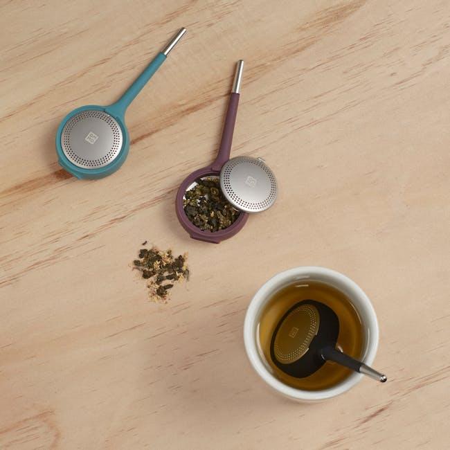OMMO Koma Tea Infuser - Eggplant - 4