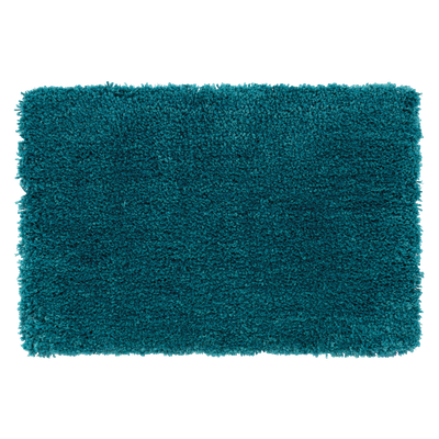 Mia Floor Mat 40cm by 60cm - Teal - Image 2