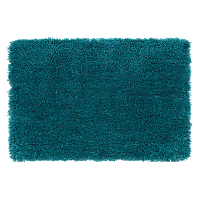 Mia Floor Mat 40cm by 60cm - Teal - Image 1