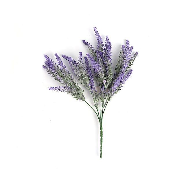 Faux Lavender Stem - 0