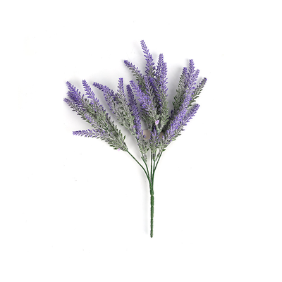 Faux Lavender Stem - Image 2