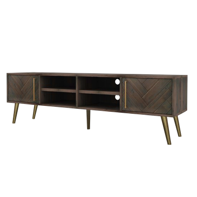 Cadencia TV Console 2m with Cadencia Coffee Table - Image 2