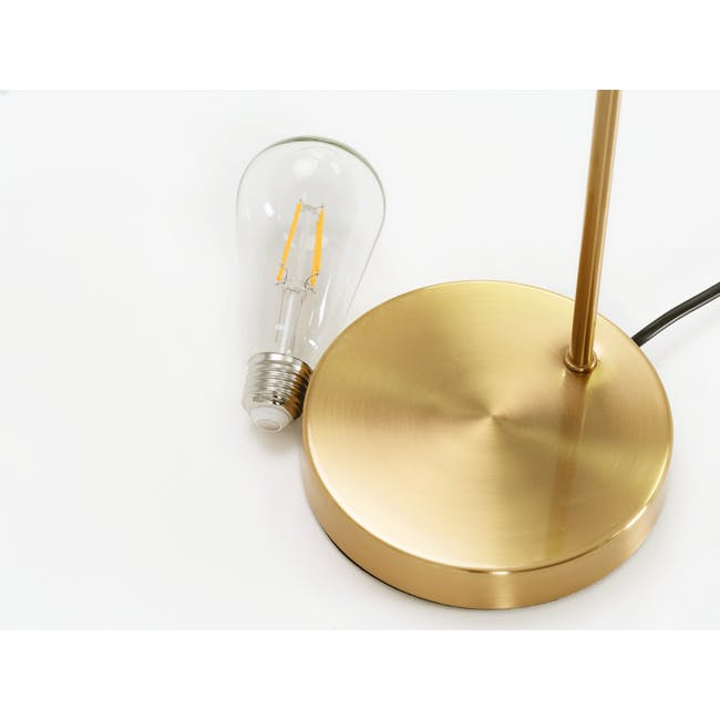 Oro Table Lamp - Brass - Lamp only - 2