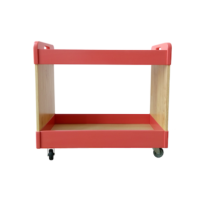 Mikelle Trolley - Coral - Image 2