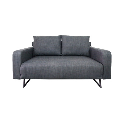 Aikin 2.5 Seater Sofa Bed - Grey - Image 1