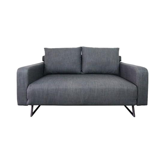 Aikin 2 5 Seater Sofa Bed Grey Sofa Beds By Hipvan Hipvan