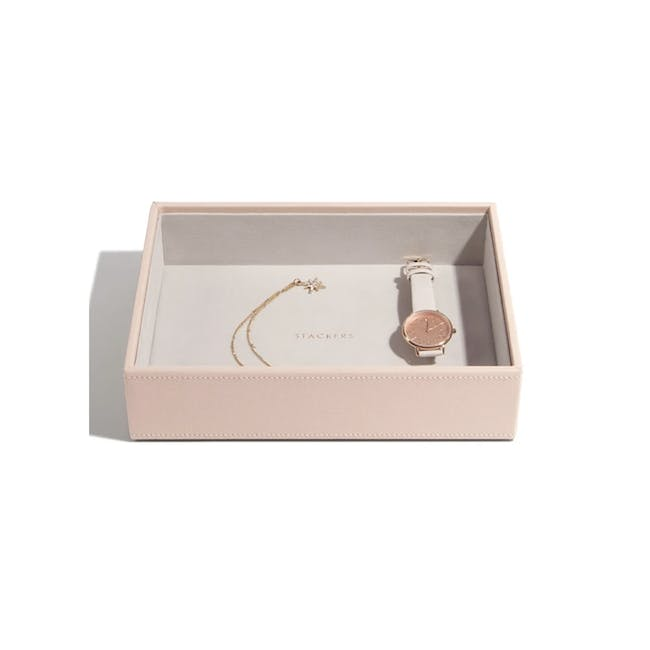 Stackers Classic Chunky Jewellery Layer - Blush - 0