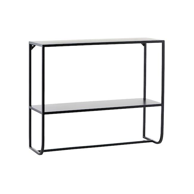 Prove Wall Shelf - Black - 0