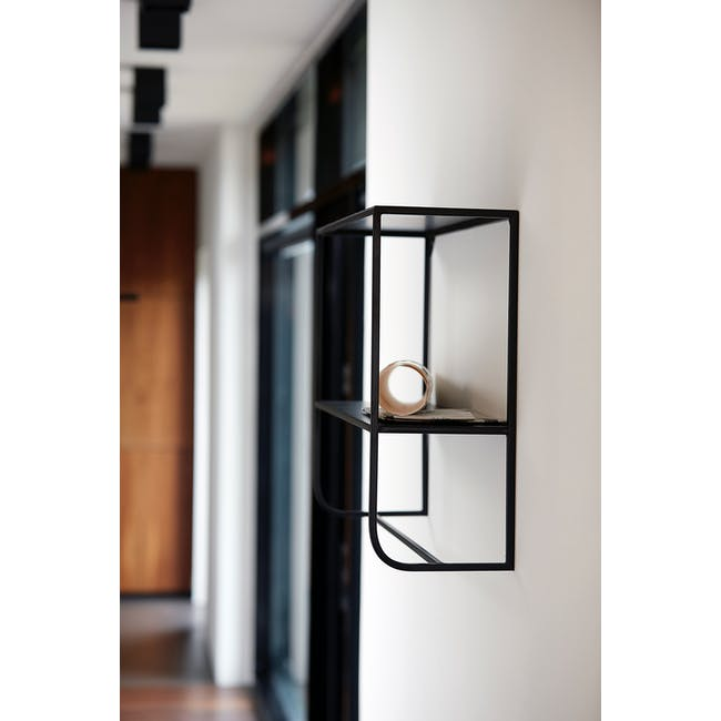 Prove Wall Shelf - Black - 2