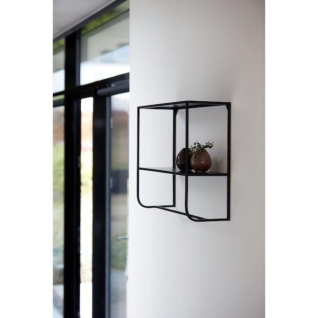 Prove Wall Shelf - Black - 1