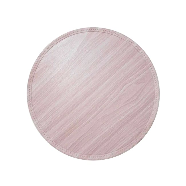 GOBBY Placemat - Pale Pink - 0