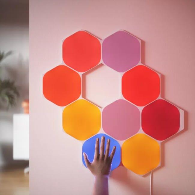 Nanoleaf Shapes - Hexagons Smarter Kit (5 panels) - 2