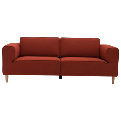 Derby 2 Seater - Cinnamon - Image 1