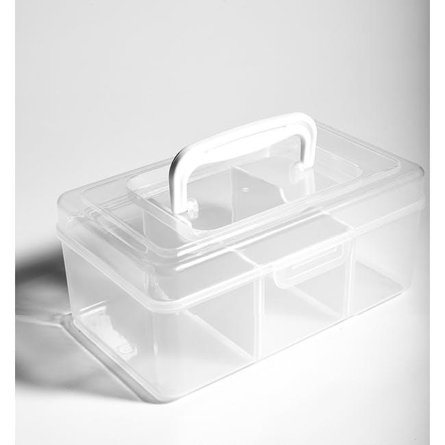 Dona Medicine Box with Compartments - 2