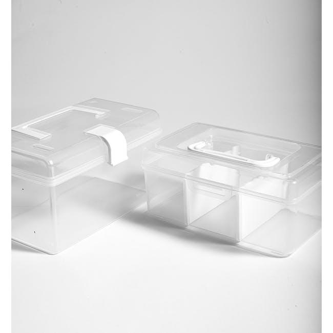 Dona Medicine Box with Compartments - 4