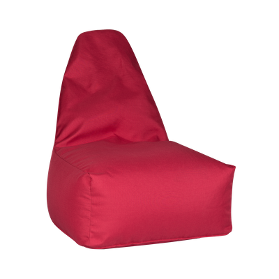 Milly Bean Bag - Red - Image 1