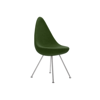 Drop Chair - Forest Green Cashmere - Image 2
