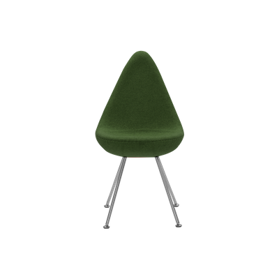 Drop Chair - Forest Green Cashmere - Image 1