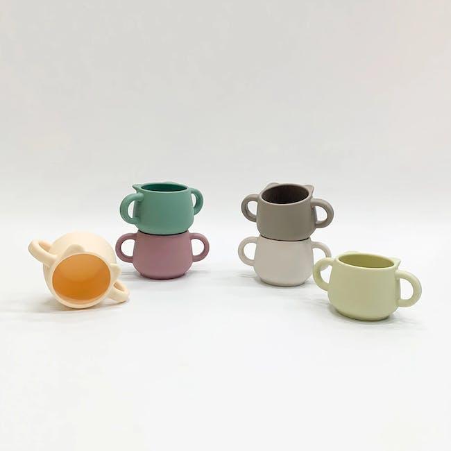 MODU'I Bear Cup 250ml - Pink - 4