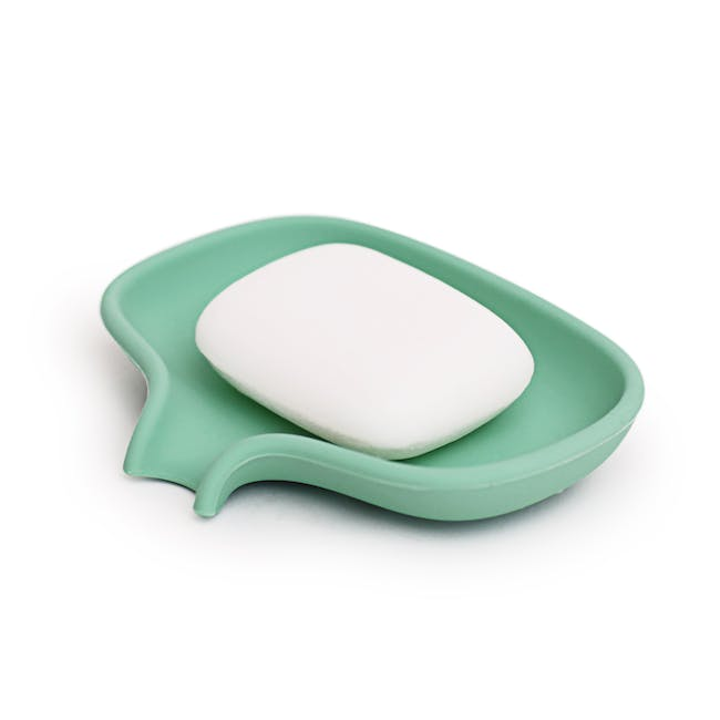 Bosign Soap Saver Flow Silicone - Mint (2 Sizes) - 0