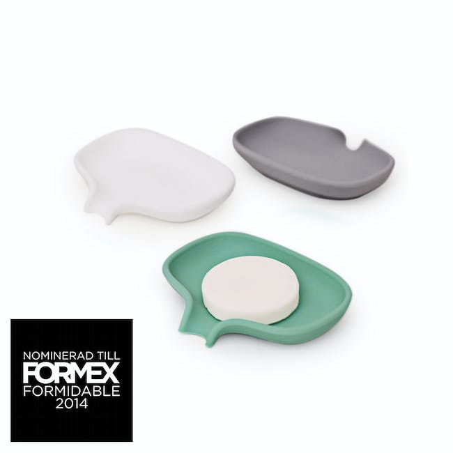 Bosign Soap Saver Flow Silicone - Mint (2 Sizes) - 4